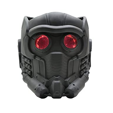 amazon com newest guardians star cosplay lord mask light up
