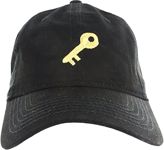 c47094caa4d Lowkey Dad Hat Cap - Low Key Embroidered Adjustable Black Baseball ...