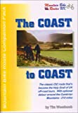 The Coast-to-coast Mountain Bike Route Pack (Mountain bike route companion packs)