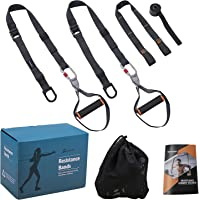 Resistance Training Straps - Spotential Outdoor Fitness Training Set Home Gym Bodyweight Straps Suspension Trainer…