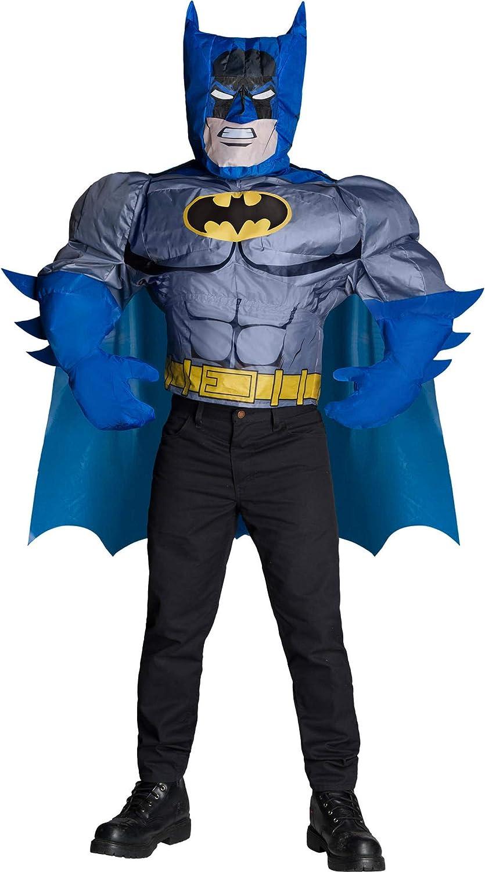 Rubies Disfraz Hinchable de Batman para Hombre: Amazon.es ...