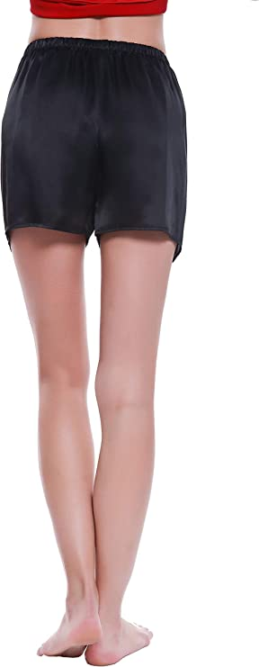 Breathable Silk Fabric Set of 3 Women/'s Fashion Clothing Shorts Camp Halloween Shorts Camping Shorts baggy Christmas festival  gift for her