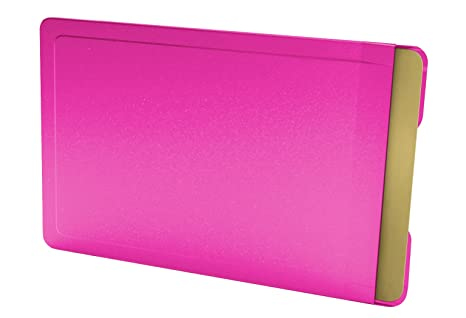 Card caja fuerte color Tarjeta Carcasa de Acero Inoxidable ...