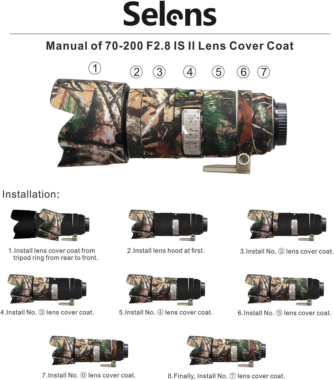 Mennon LLC-SLR-80 Leather Lens Case 80x80mm for Standard Small SLR Camera Lens 3 1//8 x 3 1//8