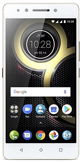 the latest 0a608 9d7a4 Lenovo K8 Note (Fine Gold, 3GB) System Update