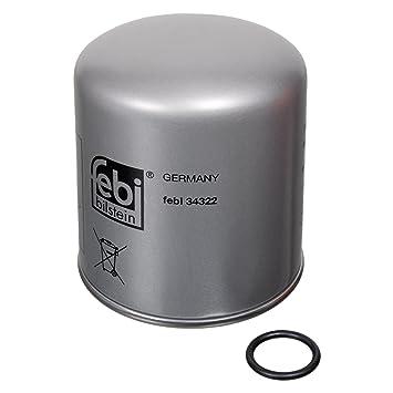 Febi-Bilstein 34322 Cartucho del secador de aire, sistema de aire comprimido: Amazon.es: Coche y moto