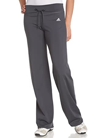adidas Damen Workout Hose, damen, Pure SteelPure Steel