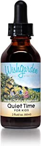 WishGarden Herbs Quiet Time for Kids - Soothes Over-Stimulated Kids, 2 Ounce