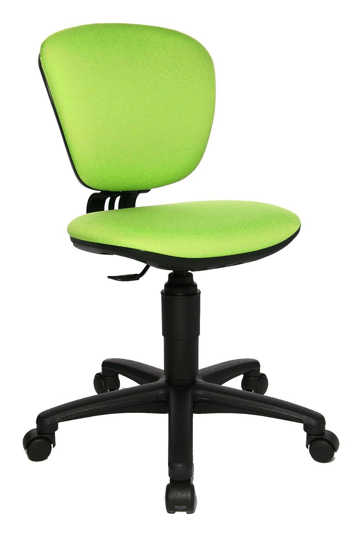 Kids office swivel chair HIGH KID black/green 6920G05