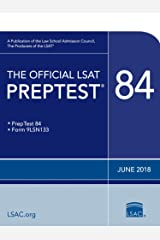The Official LSAT PrepTest 84 Kindle Edition