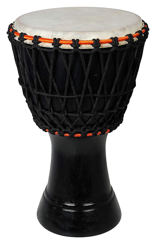 人気ブランドを Makan African Style Leather & Wood, 11 Hand Crafted Percussion Wood, 11 Inch Head Black Drum/Djembes/Djembe Musical Percussion Instrument With Carry Bag B07QHJQ5C5, 青島ハンモック:0d4b5021 --- a0267596.xsph.ru