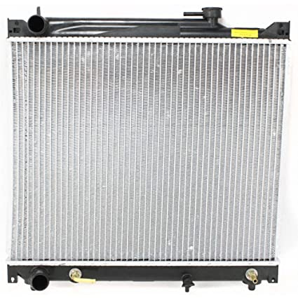 Evan-Fischer EVA27672031643 Radiator for CHEVROLET TRACKER VITARA 99-05 2.0/2.5L