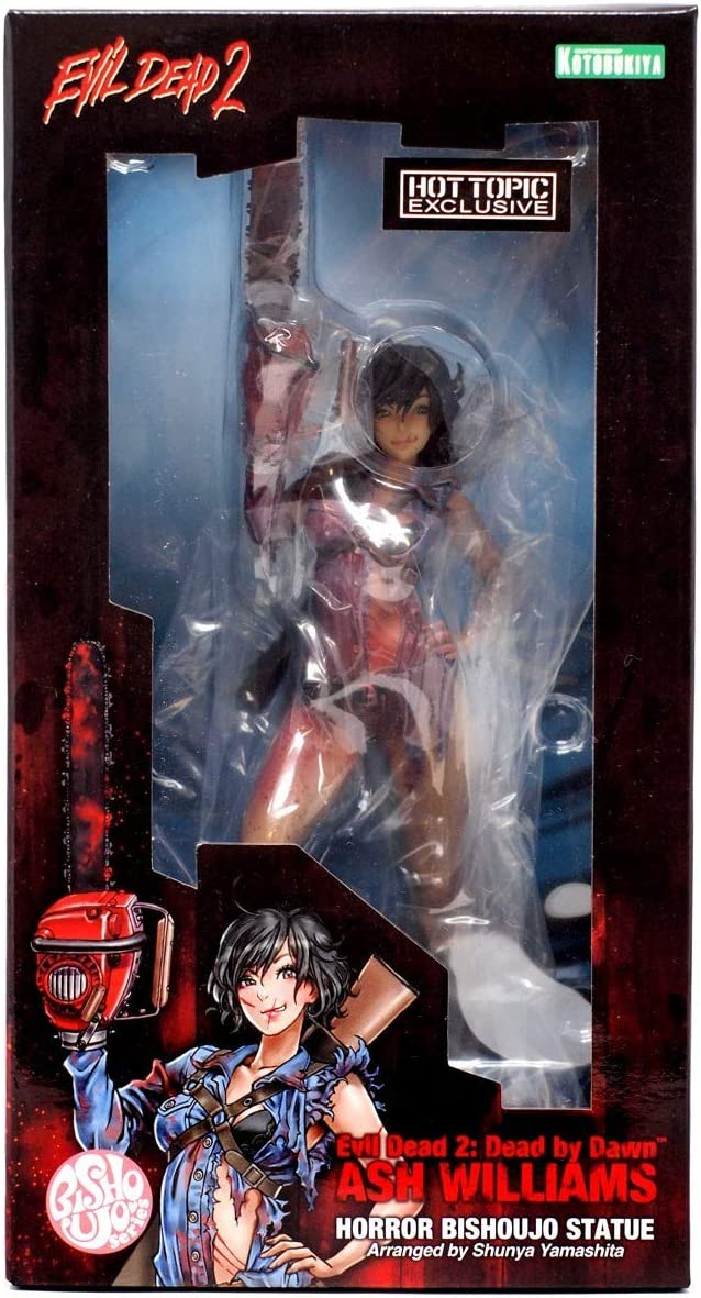 Evil Dead 2 Kotobukiya Bishoujo Dead By Dawn Ash Williams Statue
