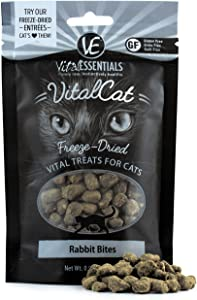 Vital Essentials Vital Cat Freeze-Dried Cat Treats - All Natural - Resealable Bag