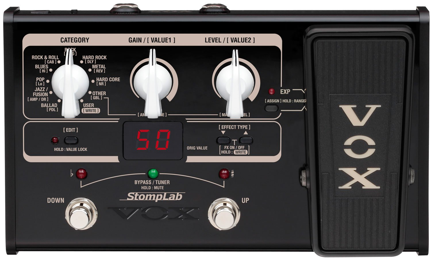 The Best Multi Effects Pedal 2