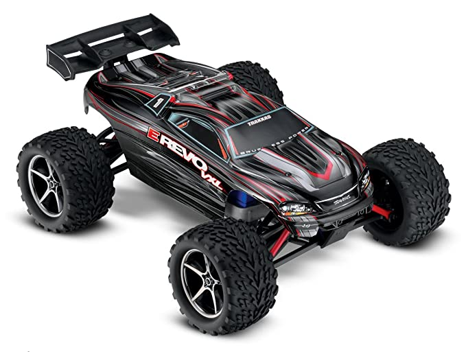 82b9aa74d496ec Amazon.com  Traxxas E-Revo VXL  1 16-Scale 4WD Racing Monster Truck ...