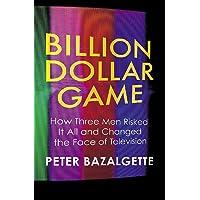 Billion Dollar Game: Instant celebrity, groundbreaking TV: How