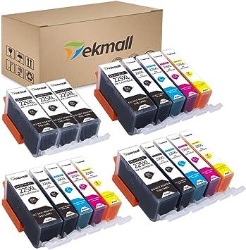 1 BLACK Compatible Ink fit CANON PGI-225 ip4820 iP4920 MX882 MG5120 MG5220