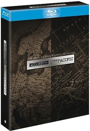 Pack Hermanos de Sangre - The Pacific BD [Blu-ray]: Amazon.es ...