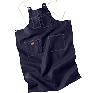 Dickies AC20 Toolmaker's Apron-INDIGO BLUE-OSFA by Dickies