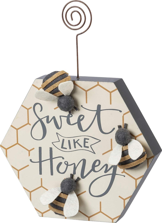Primitives by Kathy Sweet Like Honey Photo Block