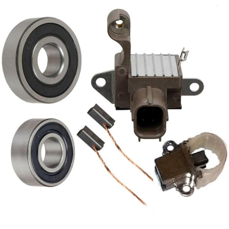 Alternator Rebuild Kit 2009-2012 Acura RL TL with Denso 130 Amp Alternator