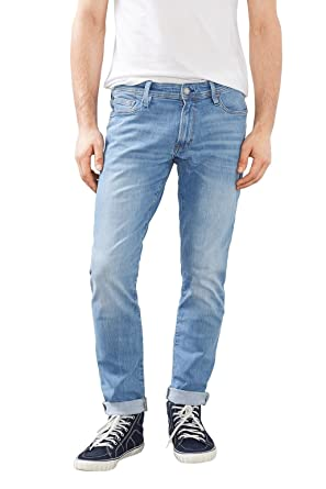 084bbeb07d3df edc by Esprit 997cc2b802 - Jeans - Slim Fit - Homme - Bleu (Blue Light