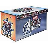 Amazon Com Spiderman Multi Bin Toy Organizer Toys Amp Games