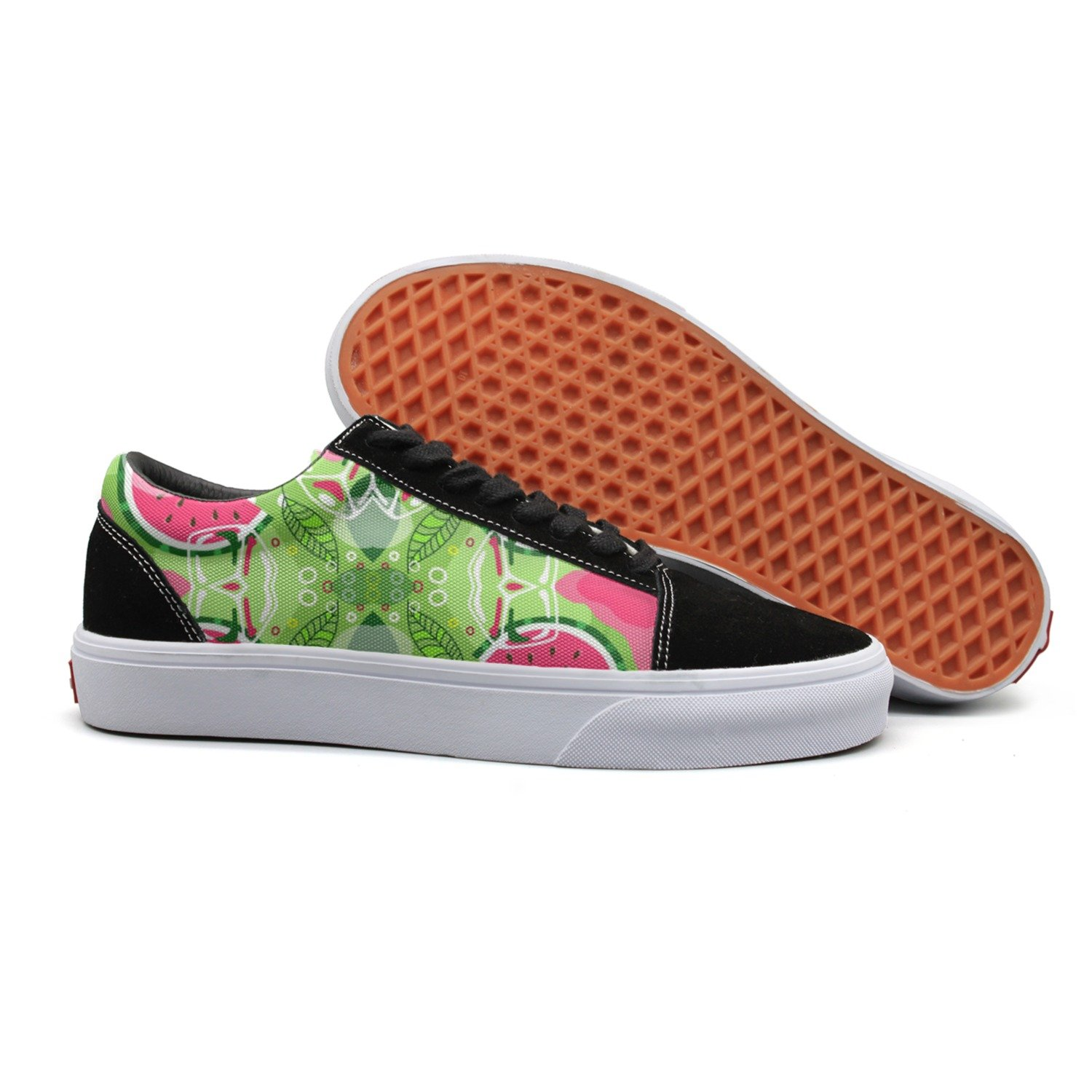 FashioSneaker Comfort Footwear For Women Summer Ice Watermelon Skateboard Shoes