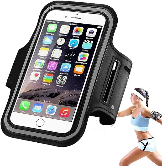 Fascia da braccio sportiva Porta cellulare per bici