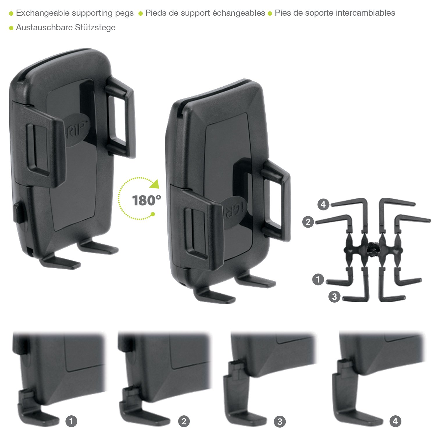 Igrip Universal HRX Mount /& Holder 4000444580201