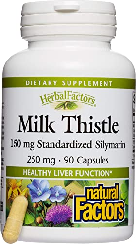HerbalFactors Milk Thistle Extract