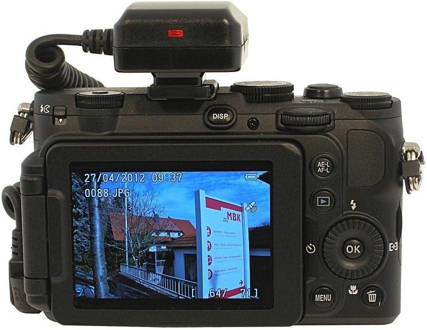 Solmeta Geotagger N3-b is camera GPS receiver /& Shutter Release for Nikon D90