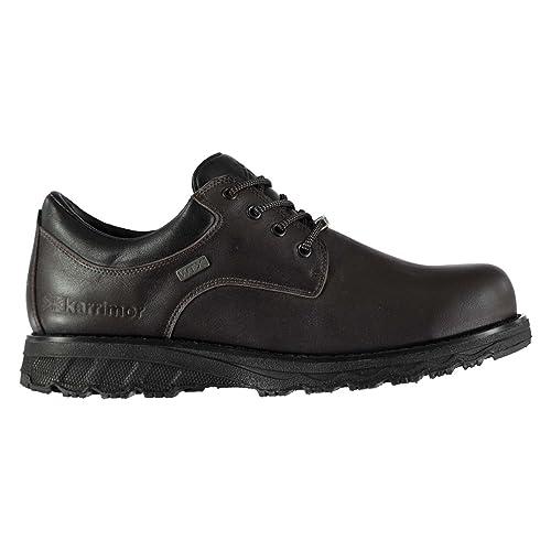 ce699cb55a02d Karrimor Mens Gorge WTX Waterproof Walking Shoes Brown UK 9 (43)