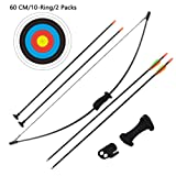 Outdoor Youth Recurve Bow and Arrow Set Children Junior Archery Training Toy Teams Game Gift
