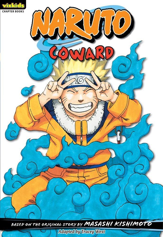 Naruto: Chapter Book, Vol. 12: Coward ebook