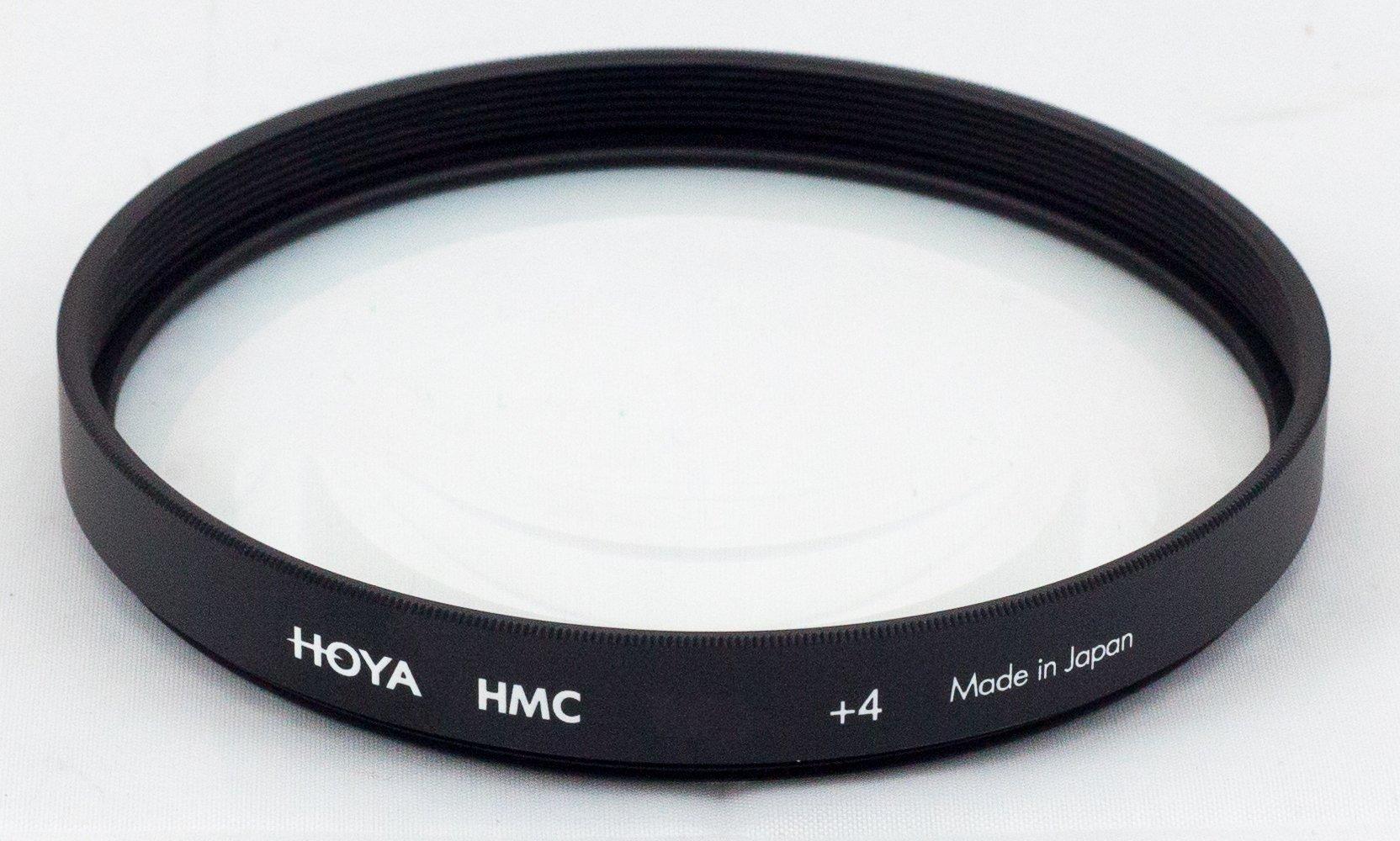 Hoya 46mm Close-up Multi-Coated Filter Set with +1, +2 & +4 Macro Lenses.
