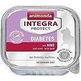 アニモンダ キャットフード インテグラプロテクト 糖尿ケア ウエットフード 牛(86838) 100g