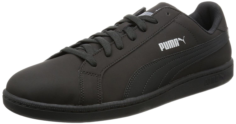 PUMA Mens Smash Buck Mono Fashion Sneaker
