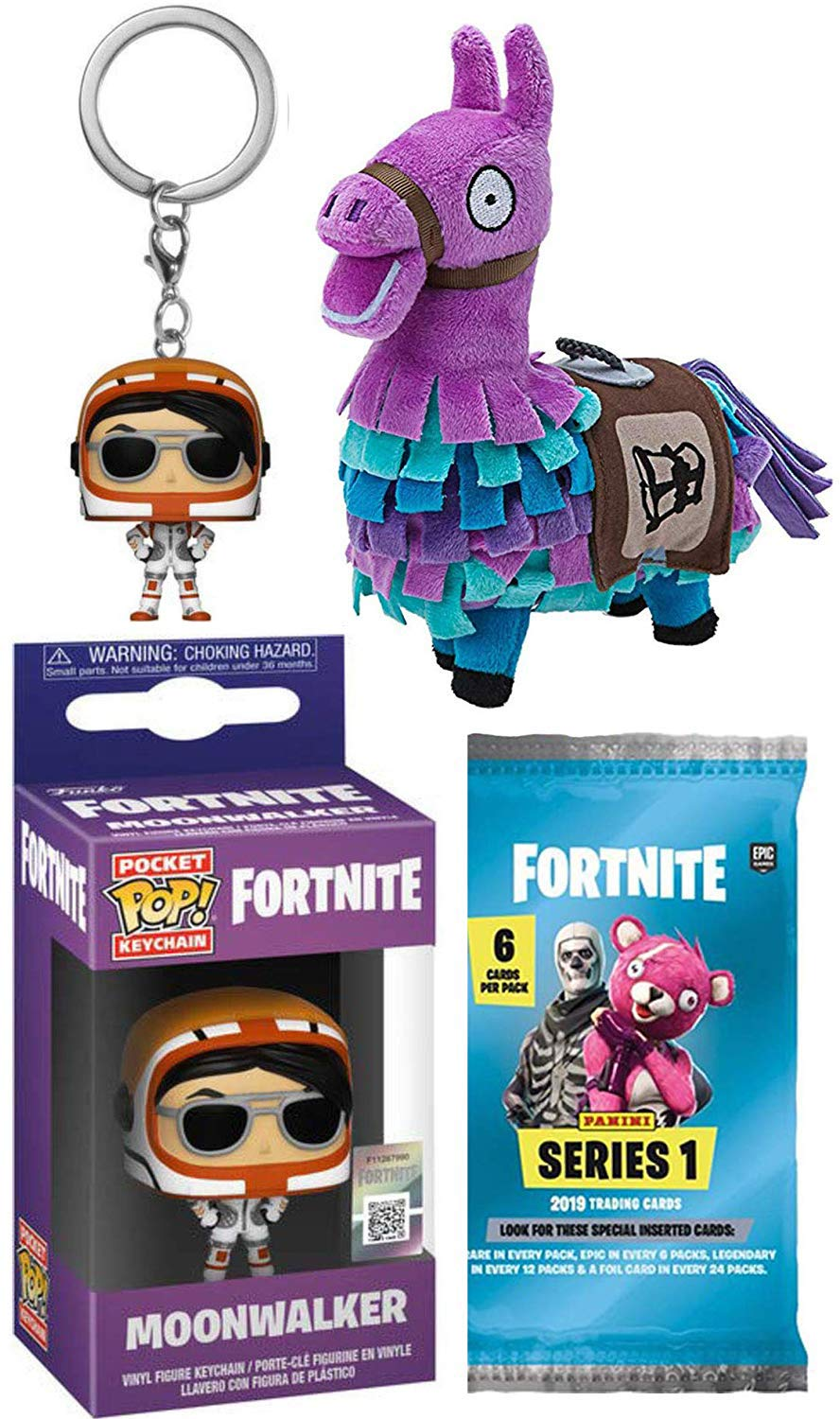 Amazon.com: Fortnite Moon Gamer Series Moonwalker Mini ...