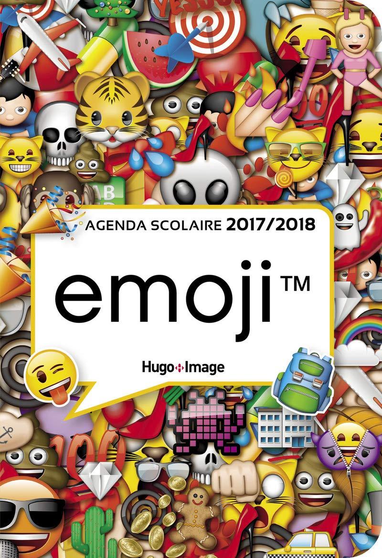 Agenda scolaire emoji: Amazon.es: Hugo & Cie: Libros en ...