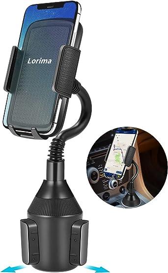 Amazon.com: Lorima - Soporte de coche para vasos con cuello ...