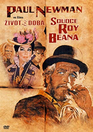 The Life and Times of Judge Roy Bean - Paul Newman DVD: Amazon co uk