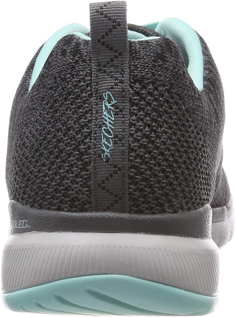 Skechers Damen Flex Appeal 3.0 13062 Sneaker