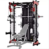Commercial Home Gym - Smith Machine, Cables with Built in 160 kg Weights