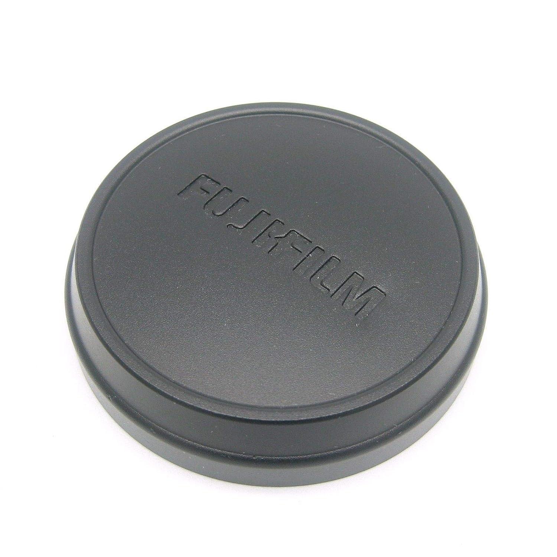 FidgetFidget Metal Front Lens Cap Black for Fuji Fujifilm X100 X100F X100S X100T X70