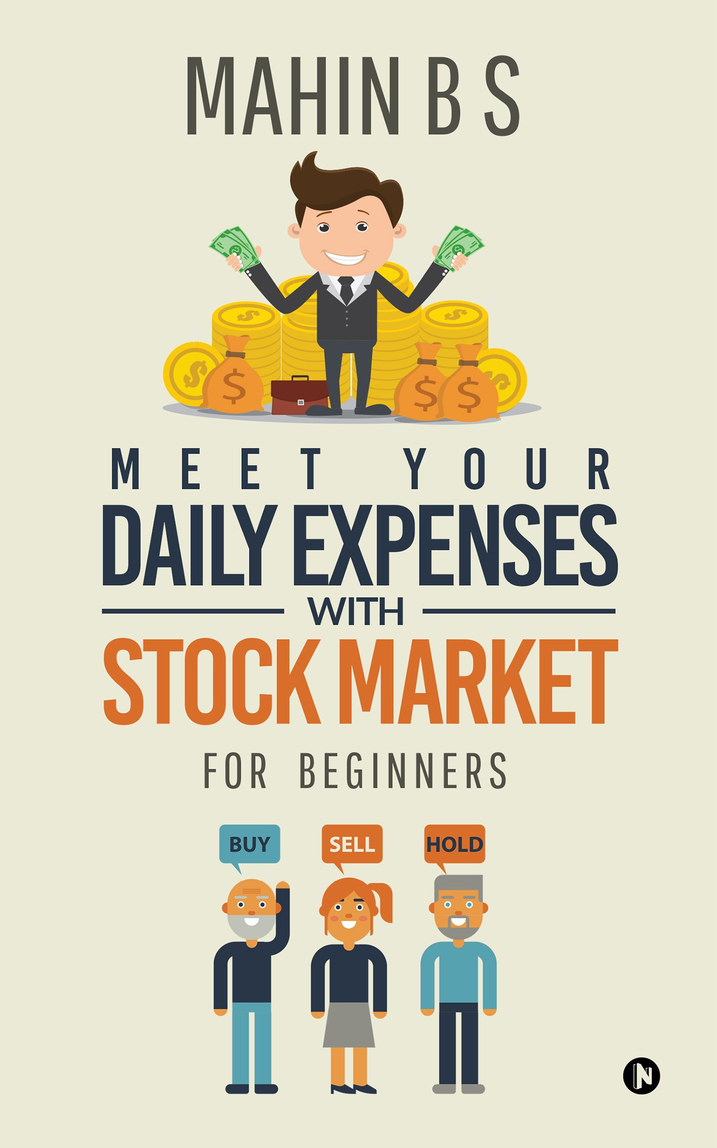 buy meet your daily expenses with stock market for beginners book
