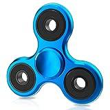 Fidget Spinner, HoneyAKE Tri Spinner Fidget Toy