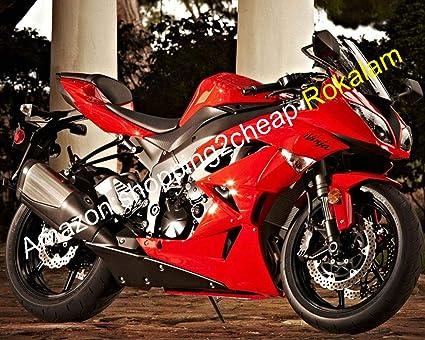 Kawasaki Ninja ZX6R 2009-2012 - Juego de carenado para ...