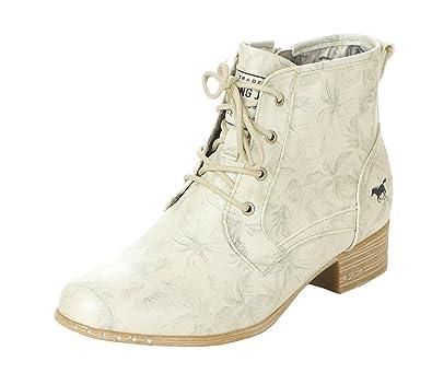 Mustang Schuhes Damen Schuhe Schnürstiefeletten 1279 501  Amazon Amazon   ... 5f586e